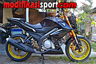 yamaha vixion new results you will perform more cool and nice to look